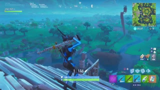 Fortnite battle royale live