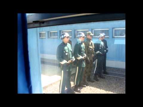 North Korea - The Demilitarized Zone (DMZ) 2012