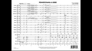 Pennsylvania 6-5000 arranged by John Berry