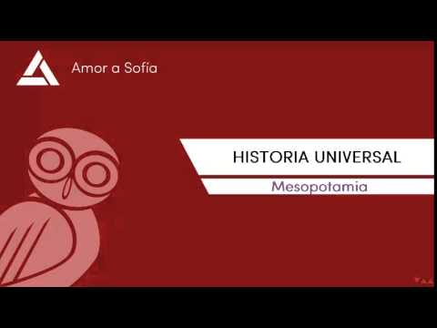 HISTORIA - MESOPOTAMIA  (AUDIO)