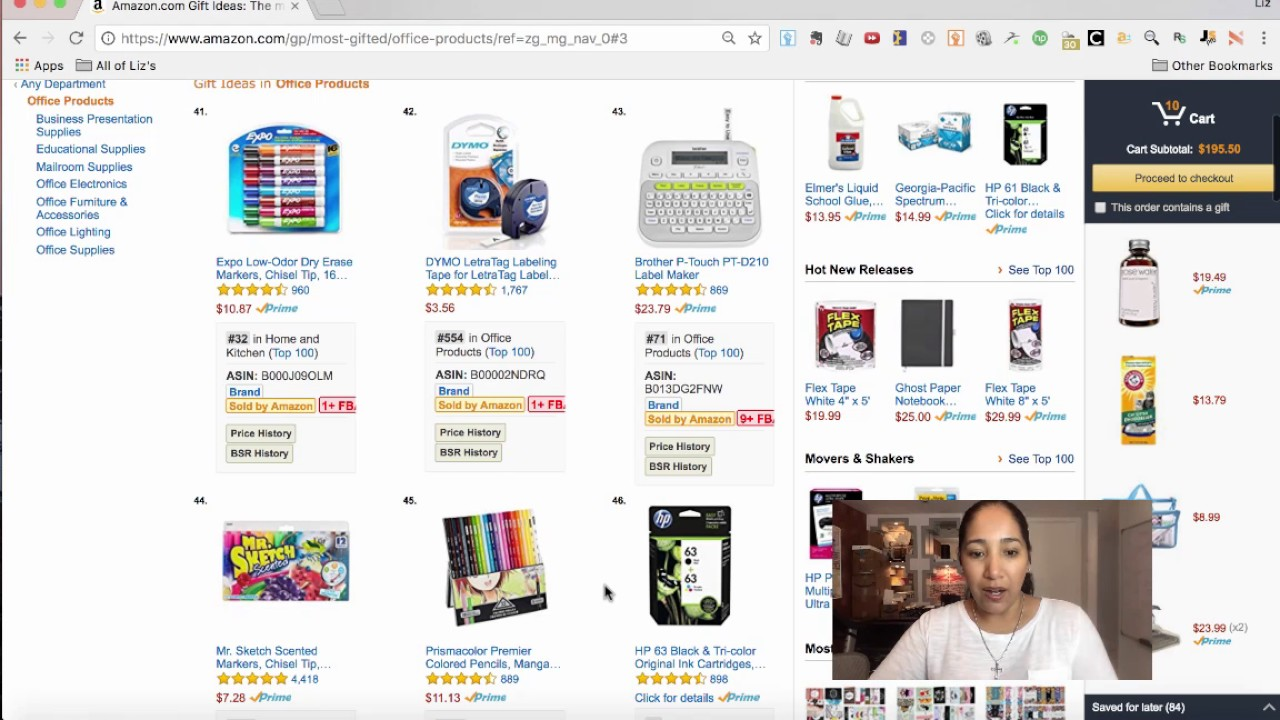 top items to sell on amazon