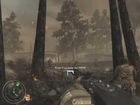 [BFG] Call of Duty: World at War [C4][B1]