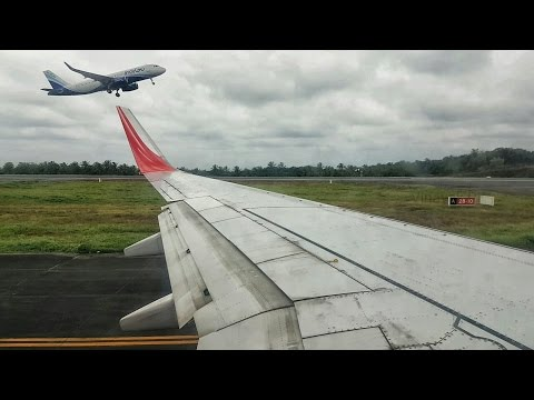 Air India Express | Calicut To Bahrain | Takeoff And Landing (HD)