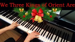 We Three Kings of Orient Are (Advanced Piano Solo)