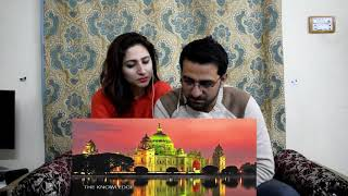 Pakistani Reacts to राष्ट्रपति भवन (The President House of India)