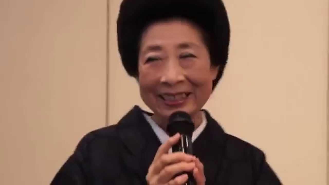 日本橋よし町の芸妓 久松 アサゲ...