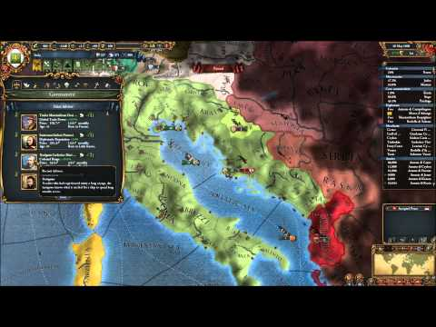 "Lets play Europa Universalis 4 - Tuscany ""Spice Island"" EP35"