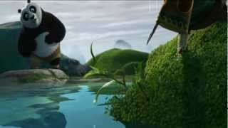 kung fu panda - paradise