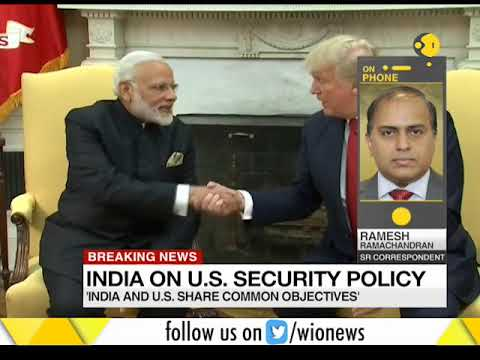 WION Gravitas: India on US security policy