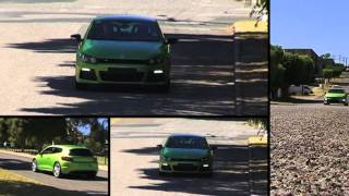 Zoom TV on 7mate Ep.1 - VW Scirocco