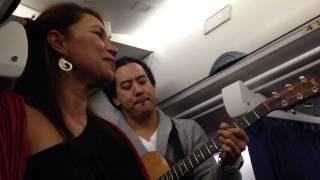 Hawaiian Airlines Presents Pau Hana In The Sky!