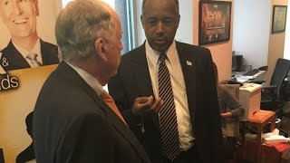 Ben Carson Asks Coal Baron What His Energy Policy Should Be