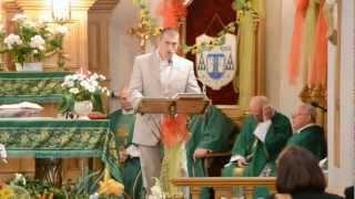 Dożynki Parafialne w Iłowie 7.10.2012