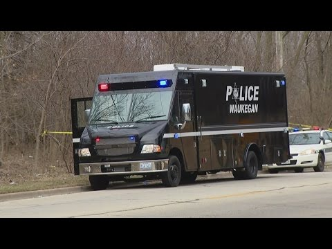 Waukegan Police Investigate Skeletal Human Remains Found In Woods