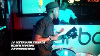 Black Motion: The Fortune Tellers in Motion