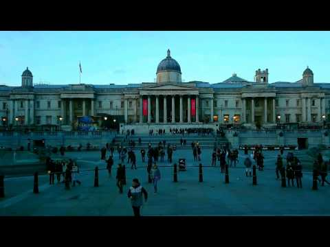 The National Gallery (Through My Eyes)
