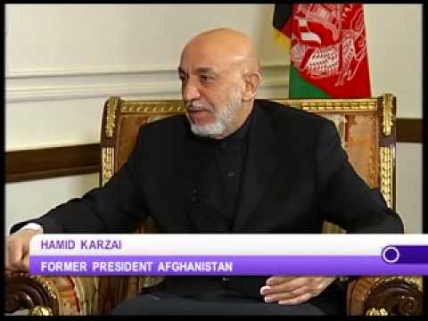 Former Afghan President Hamid Karzai exclusive interview ...