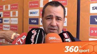 Le360.ma • خاص من القاهرة.. معاد حجي يكشف العديد من الأسرار بخصوص الكان والأسود