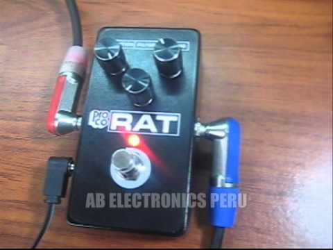 PROCO RAT - AB ELECTRONICS PERU