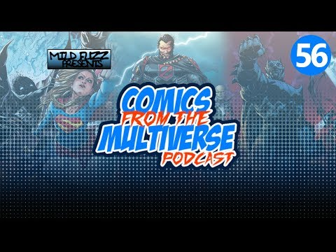 Comics From The Multiverse #56: Dark Days - The Forge (DC Comics Podcast)