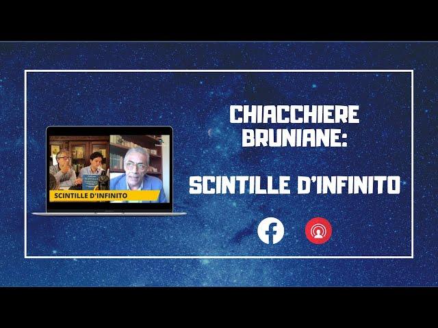 Chiacchiere bruniane | Scintille d'Infinito | Guido del Giudice