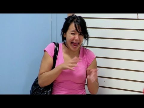 Of Mice And Women  Scary Mouse Prank