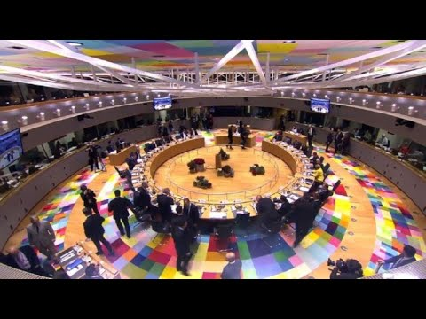 EU leaders in Brussels to discuss the future of Europe