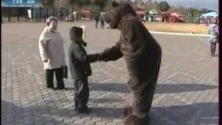 """Медвежья свадьба. Сюжет канала """"Восточный Экспресс""""."""