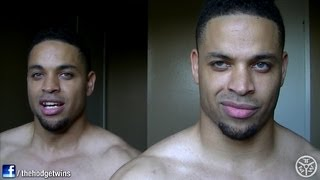 Why TMW Never Shirtless in Videos Like Other Fitness Guru Channels??? @hodgetwins
