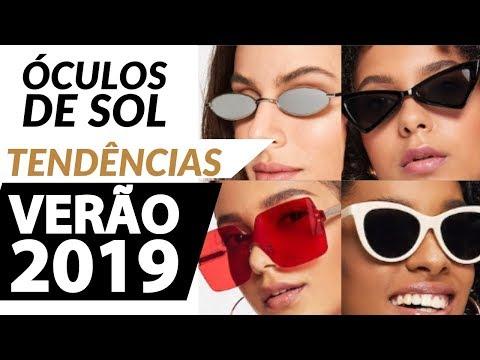 60da0fc3a ÓCULOS DE SOL TENDÊNCIAS VERAO 2019 CONSULTORIA DE IMAGEM CÁ CAVALCANTE -  YouTube