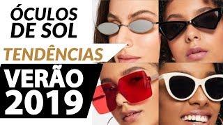 ÓCULOS DE SOL TENDÊNCIAS VERAO 2019 CONSULTORIA DE IMAGEM CÁ CAVALCANTE
