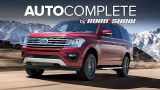 AutoComplete: Ford recalls 350,000 trucks and SUVs for transmission problems thumbnail