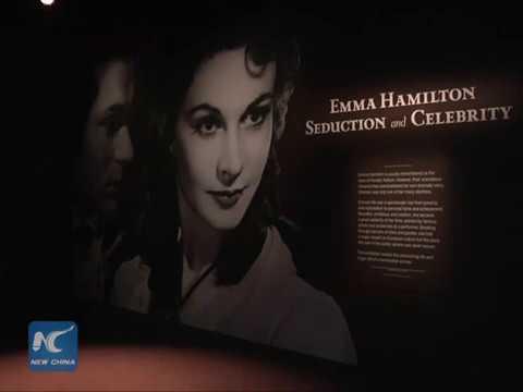 Emma Hamilton: Seduction and Celebrity