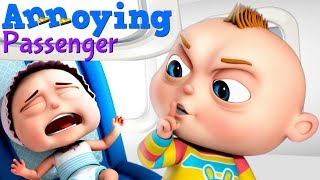 TooToo Boy - Annoying Passenger Episode | Videogyan Kids Shows | Cartoon Animation For Children