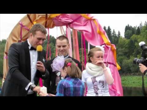Свадьбы бывают разные. Ведущий Александр Соколов