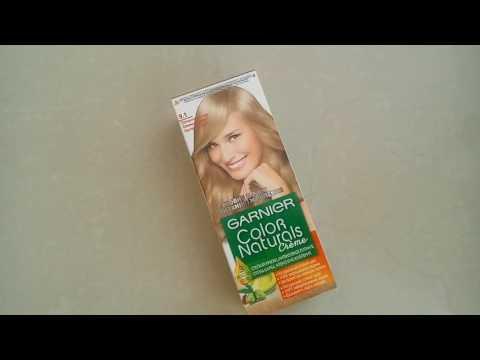 Garnier color naturals краска для волос. Полное разочарование.