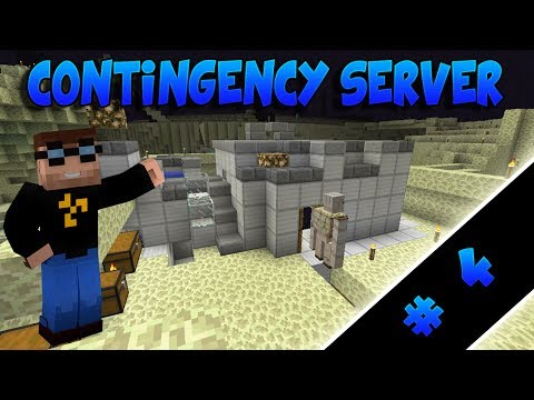 Contingency Server | Episode: 4 | Automatic Obsidian farm