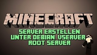 Minecraft Server auf Linux Debian (vServer, Root, VmWare,VirtualBox)