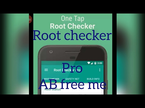 ROOT CHECKER PRO In Free