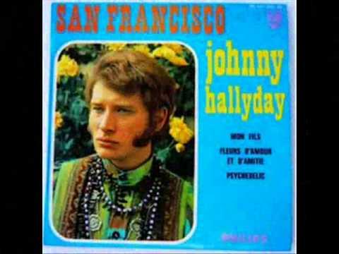 Johnny Hallyday - Mon fils (cover) streaming vf