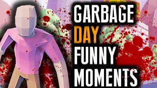 Video SLAUGHTERING THE NEIGHBORS! - Garbage day (Funny Moments) download MP3, 3GP, MP4, WEBM, AVI, FLV April 2018