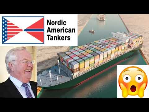 Is This The Next Stock To Moon?? Best Suez Canal Stock | NAT Stock Analysis | FRO DHT Stock