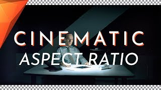 2 WAYS to use CINEMATIC Aspect Ratios - Hitfilm Express Tutorial (In-depth)