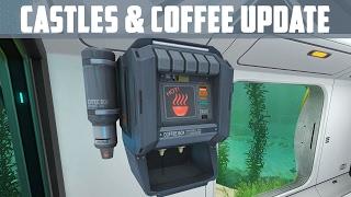 Download Subnautica Castles & Coffee Update 2017