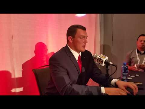 Ryan Kelly - Alabama C - 2015 SEC Football Media Days