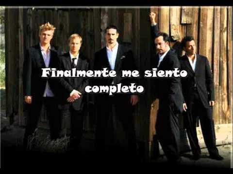 Backstreet Boys - Rush Over Me (subtitulado)