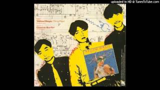 Track 6 on 'Yellow Magic Orchestra' (1978) Written by Ryuichi Sakam...