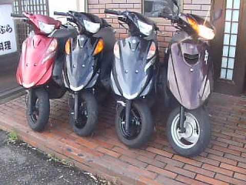 moto scooter yamaha jog
