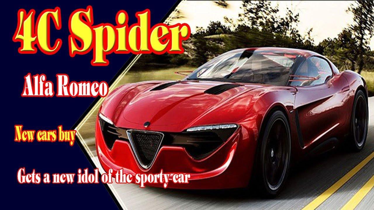 Alfa Romeo C Spider Alfa Romeo C Spider Review New - 2018 alfa romeo 4c for sale