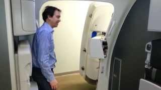 787 Door Trainer in Action